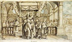 Hans Holbein d. J. - The Arrogance of Rehoboam - WGA11598.jpg
