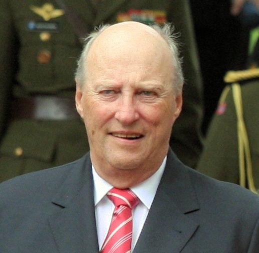 Harald V Norge