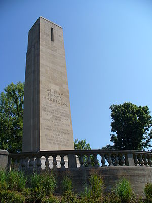 North Bend, Ohio - Harrison's Tomb