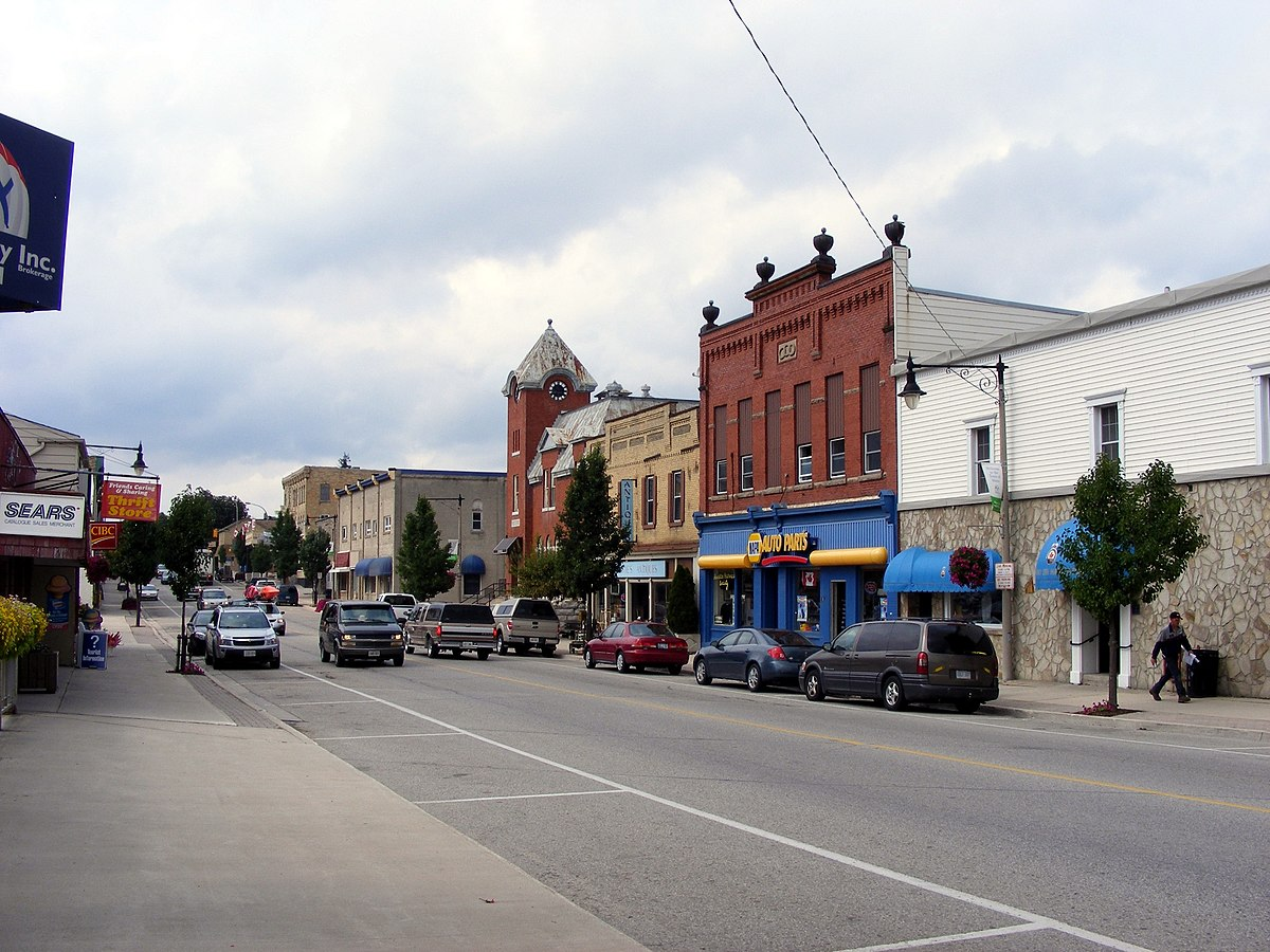 Town of whitney ontario