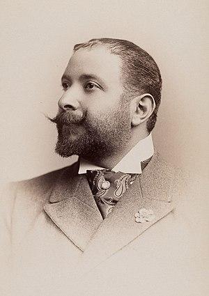 Mario Ancona - Mario Ancona, circa 1896