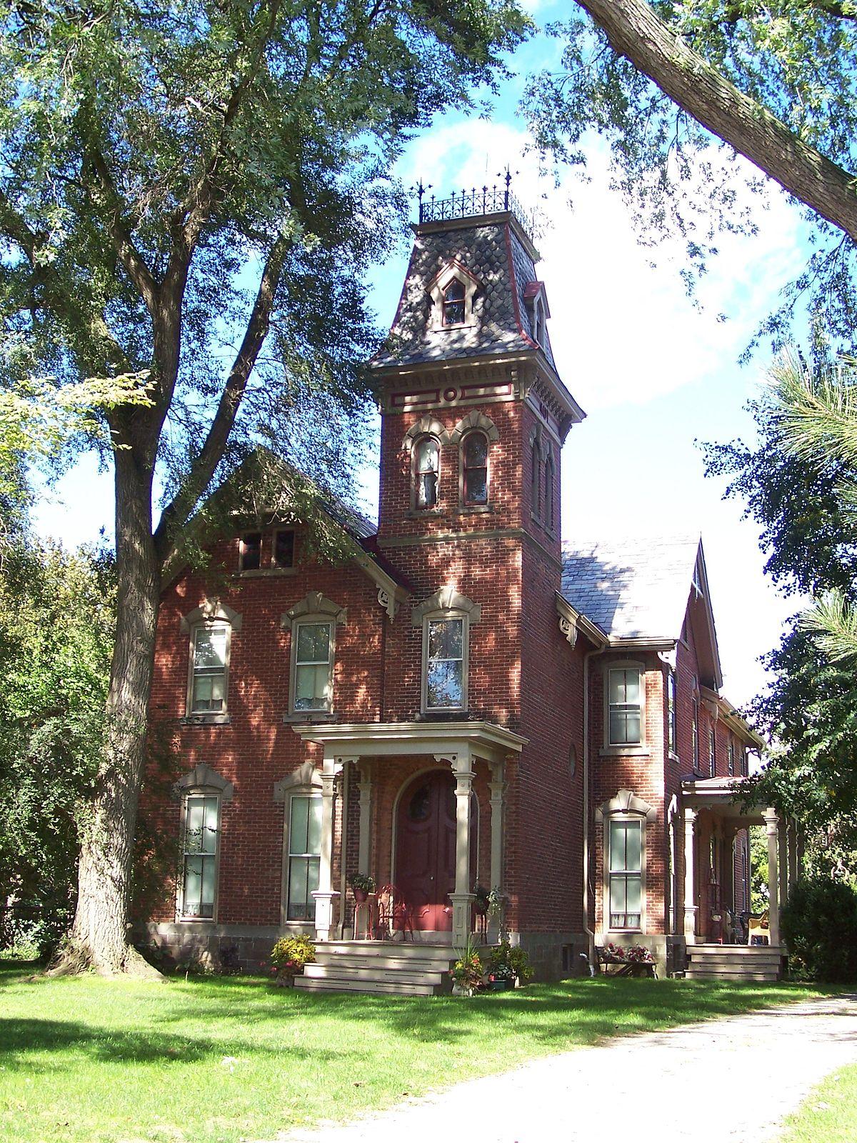 Are House: Harvey Whalen House
