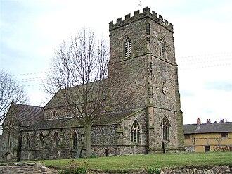 Hathern - Hathern parish church