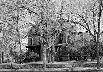 Tim Babcock - The Hauser Mansion