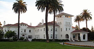 Hayes Mansion - Image: Hayes Mansion, 200 Edenvale Ave., San Jose, CA 9 23 2012 6 48 20 PM