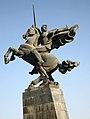 Hayk Bzhishkyan statue, Yerevan, VM 01.jpg