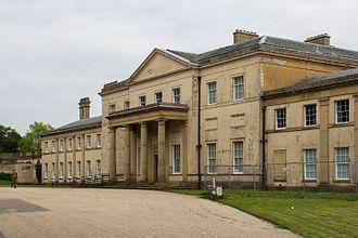 Heaton Park - Heaton Hall