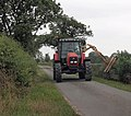 Hedge Cutting on Middlegate - geograph.org.uk - 2024710.jpg