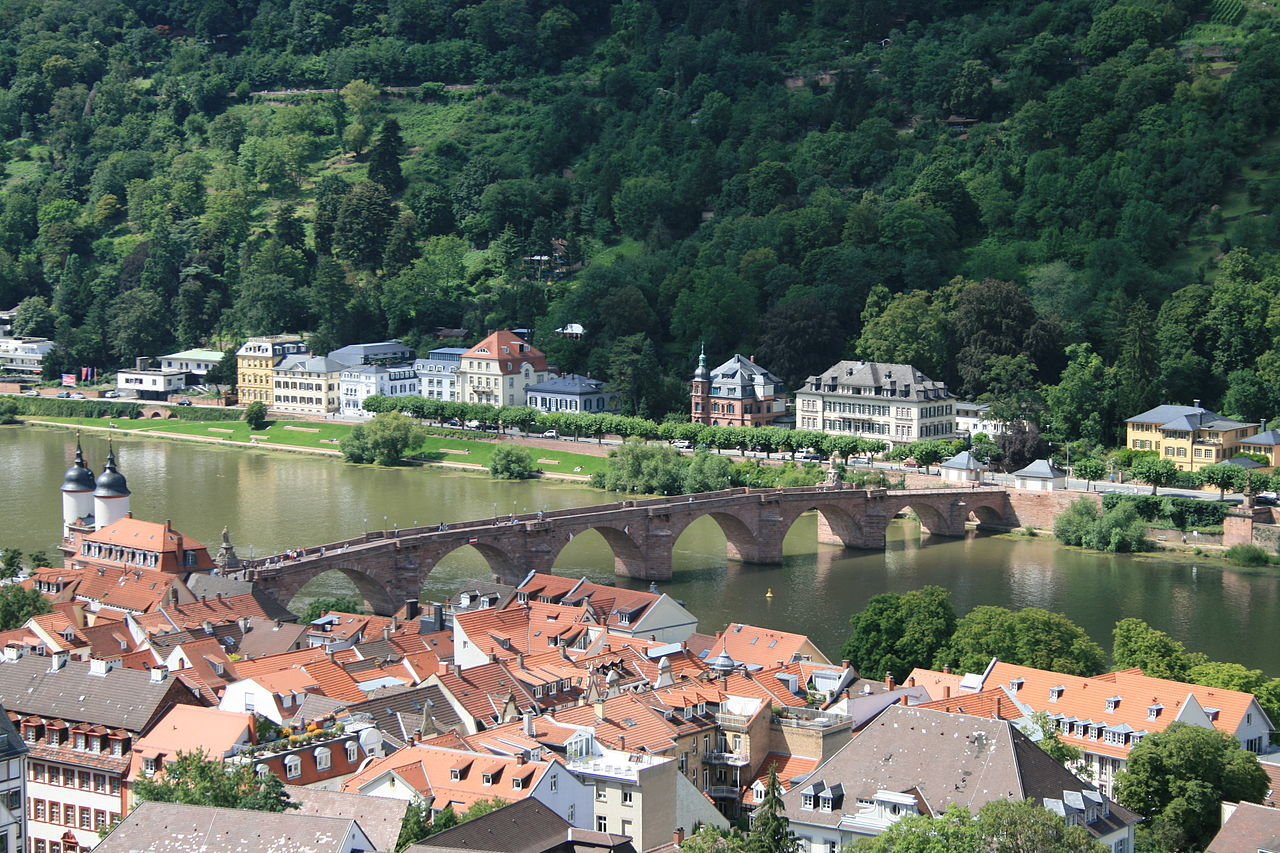 Amazing Photos Of Heidelberg In Germany Boomsbeat