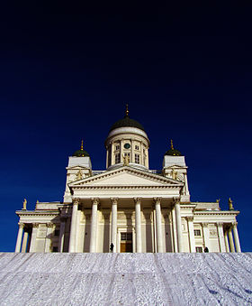 Image illustrative de l'article Cathédrale luthérienne d'Helsinki