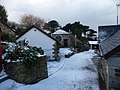 Hendra Paul Cottages, holiday cottage courtyard - panoramio.jpg