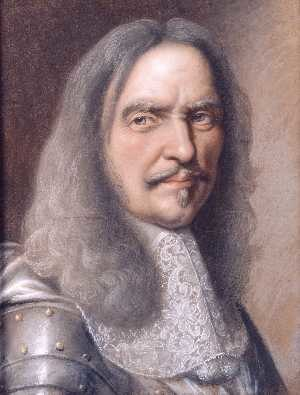 James II of England - Turenne, James's commander in France