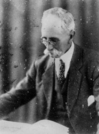 Henry Stevens (Australian politician) - Image: Henry Moreton Stevens Queensland Politician
