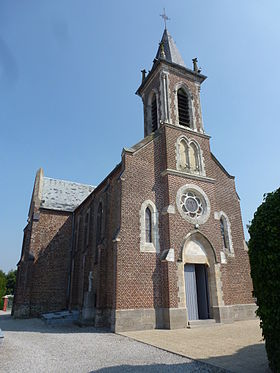 L'église Saint-Ritchier