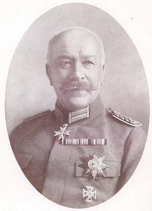 Hermann von François - General Hermann von François