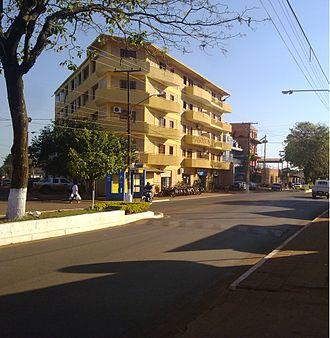 Hernandarias District - City of Hernandarias
