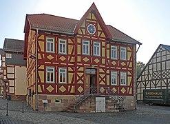 Hessenpark, Haus Lips aus Schlitz, Front.JPG