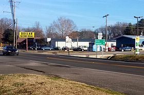 Highway 105 in Atkins, AR.jpg