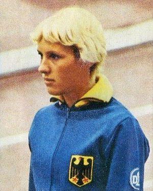 Hildegard Falck - Image: Hildegard Falck c 1974