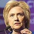 Hillary Clinton speaking at Planned Parenthood Action Fund-4 (cropped).jpg