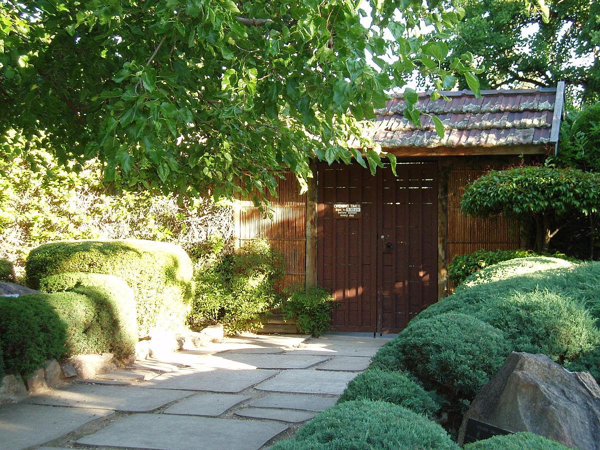 Himeji gardens wikipedia for Outdoor garden designers adelaide
