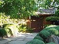 Himeji Gardens gate.jpg