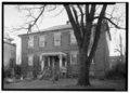 Hinton House, 416 High Street, Petersburg, Petersburg, VA HABS VA,27-PET,12-2.tif