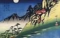 Hiroshige Moon over mountain landscape.jpg