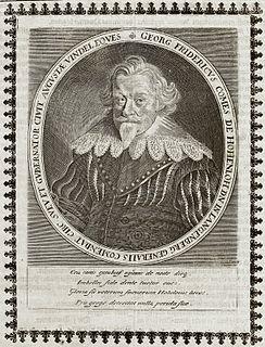 Georg Friedrich of Hohenlohe-Neuenstein-Weikersheim