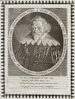 Georg Friedrich of Hohenlohe-Neuenstein-Weikersheim - Georg Friedrich of Hohenlohe-Neuenstein-Weikersheim.
