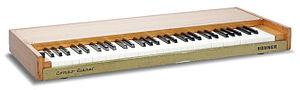 Pianet - Hohner Combo Pianet sold from 1972 onward.