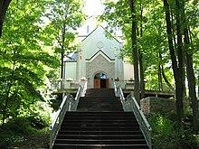 Holy Transfiguration Serbian Orthodox Monastery in Milton, Ontario.jpg