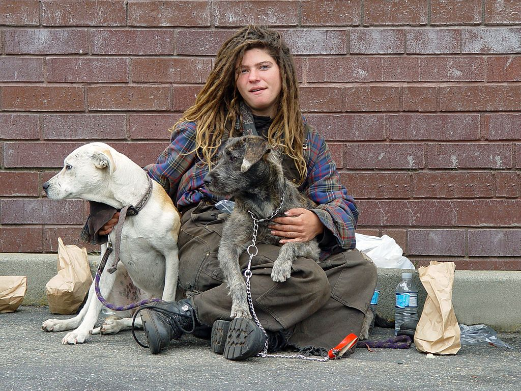 dating homeless woman 08012014 a los angeles comedian created the worst online dating profile ever to find out just how horrible a woman has to be before the indecent proposals finally.