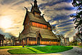 Hopperstad Stave Church Replica 6.jpg