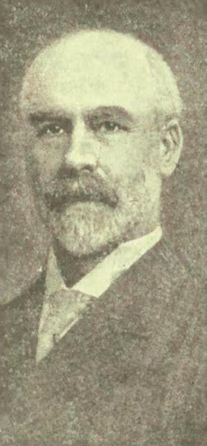 Horatio Clarence Hocken - Image: Horatio Clarence Hocken