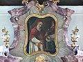 Horgenzell Pfarrkirche Hochaltar Papst.jpg