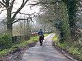 Horsewoman in Redlands Lane - geograph.org.uk - 383208.jpg