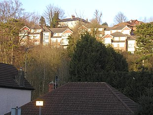 "Typical landscape of Whyteleafe along the<br class=""prcLst"" /><a href=""http://search.lycos.com/web/?_z=0&q=%22dry%20valley%22"">dry valley</a> from the <a href=""http://search.lycos.com/web/?_z=0&q=%22A22%20road%20%28Great%20Britain%29%22"">A22</a>"