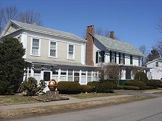 Franklin Village Historic District
