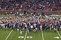 Houston vs. Southern Methodist football 2016 31 (rushing the field).jpg