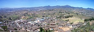 View of Huambo