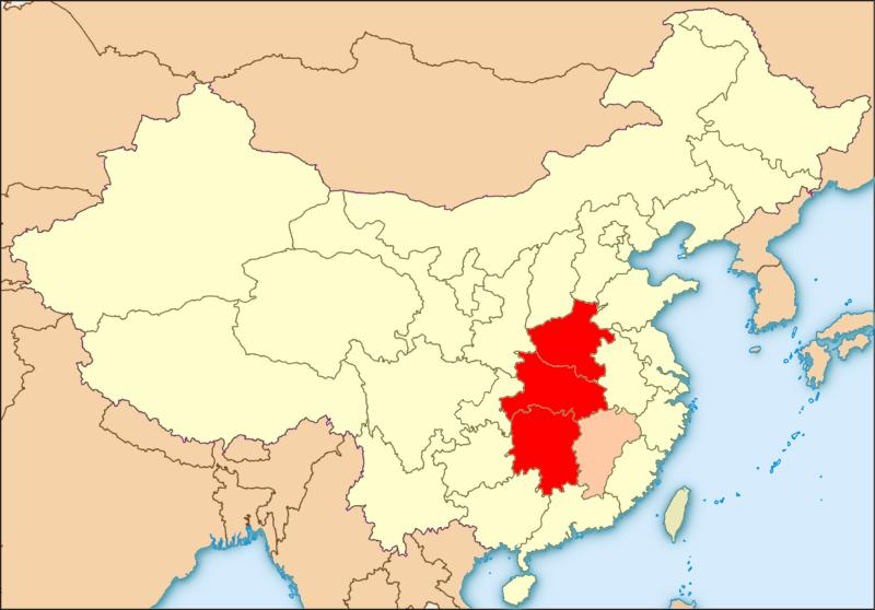 Huazhong China