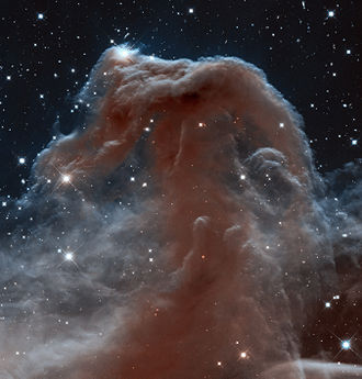 Wide Field Camera 3 - WFC3 infrared view of the Horsehead nebula