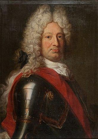 Johann Rudolf Huber - Image: Huber Marschall Menzingen