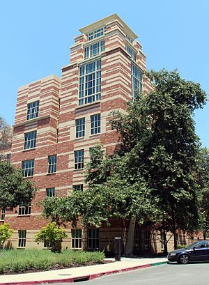 UCLA School of Law - The Hugh and Hazel Darling Law Library, UCLA School of Law