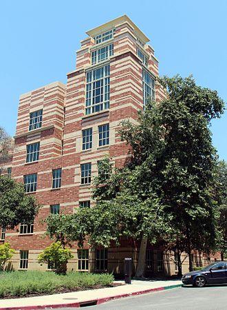 UCLA School of Law - The Hugh and Hazel Darling Law Library, UCLA School of Law