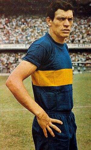 Hugo Curioni - Curioni at Boca Juniors