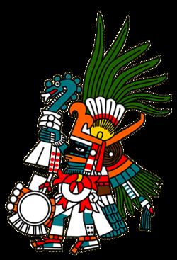 Huitzilopochtli  Wikipedia la enciclopedia libre