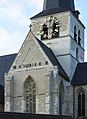 Huldenberg zonnewijzer kerk.jpg
