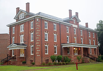 Fort Valley State University - Huntington Hall